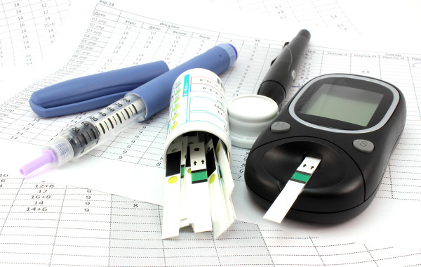 Diabetic care including insulin pump education and support